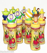 Tummy Tickler Juice Drink Bottle Set of 9 Disney Toy Story Curious George