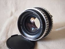 Carl Zeiss Jena BIOMETAR 80mm f/2,8 Lens mount Pentacon six Kiev6 Kiev-60