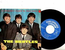 BEATLES EP PS A Hard Days Days 2 PORTUGAL VERY RARE LMEP 1186 PORTUGUESE cover