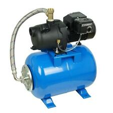 1/2 HP Shallow Well Jet Pump 6 Gal Tank Motor Water Priming Port Pressure Switch
