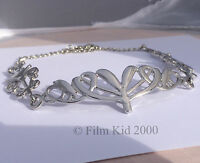 ARWEN EVENSTAR SILVER CROWN LOTR HOBBIT LORD OF THE RINGS ELVEN TIARA HEADBAND