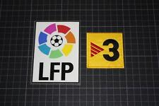 SPANISH LEAGUE LFP and TV3 BADGES 2005-2012
