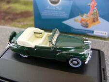 1/87 Oxford Lincoln Continental 1941 Cabriolet grigio scuro 41002