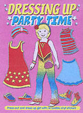 Party Time: Dressing Up - Press out dress up Doll's