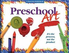 Preschool Art: It's the Process, Not the Product by MaryAnn F. Kohl BRAND NEW