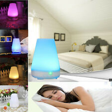 120ml Aromatherapy Essential Oil Diffuser Air Ultrasonic Mist Aroma Humidifier