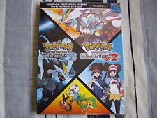 Guía Pokemon Blanco/Negro 2 con el Recorrido de Teselia: Vol 1 - DS - Nueva