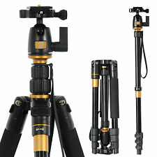 New Professional Ball Head Tripod Stand For Digital Canon fuji Sony Camera DSLR
