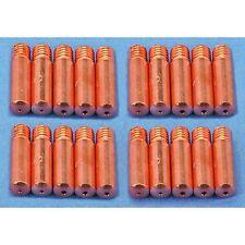 Replacement Assorted of Copper Welding Weld End Tips for Mig Welder Machine Gun