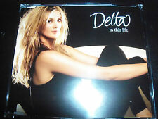Delta Goodrem In This Life Australian CD 1 with Limited Stikcer