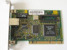 SCHEDA DI RETE LAN PCI INTERNA ETHERNET 10/100 MBPS FAST CARD funzionante