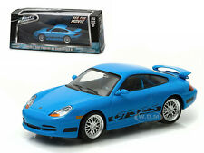 BRIAN'S FAST AND FURIOUS 2001 PORSCHE 911 CARRERA GT3 RS 1/43 GREENLIGHT 86226