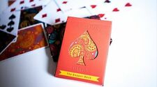 The Dapper Deck (Orange) by Vanishing Inc. Poker Spielkarten Playing Cards