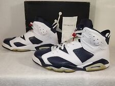 Nike Air Jordan 6 Retro (OLYMPIC)  2012 Size 10.5 VNDS (With Receipt)