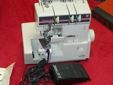 """RICCAR """"LOCK"""" ELECTRONIC  SERGER  -   MODEL RL613 E - WITH FOOT PEDAL"""