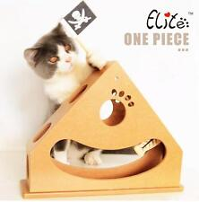Cat Toys Wooden Exercise Clock Pendulum Activity Play Box Furniture Kitten Funny