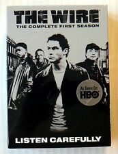 The Wire - The Complete First Season (DVD 2004 5-Disc Set) 1 New Sealed HBO Show