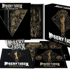MISERY INDEX - The Killing Gods ltd. BOXSET CD NEU