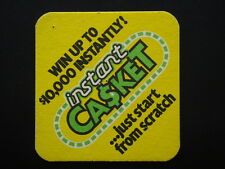 INSTANT CASKET WIN UP TO $10,000 INSTANTLY ...JUST START FROM SCRATCH COASTER