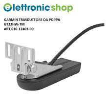 GARMIN TRASDUTTORE DA POPPA GT22HW-TM ART. 010-12403-00 - CHIRP DOWN VU