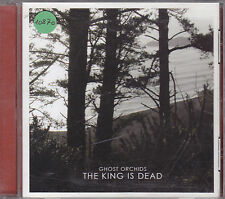 GHOST ORCHIDS - the king is dead CD
