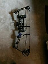 hunting  Martin  compound bow FX4