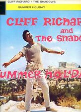 CLIFF RICHARD AND THE SHADOWS summer holiday HOLLAND EX LP