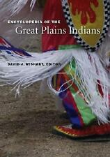 Encyclopedia of the Great Plains Indians-ExLibrary