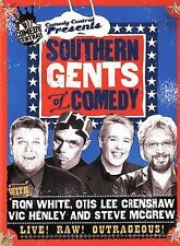 Comedy Central Presents - Southern Gents of Comedy, Very Good DVD, Otis Lee Cren