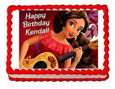 Princess Elena of Avalor edible cake topper cake image frosting sheet decoration
