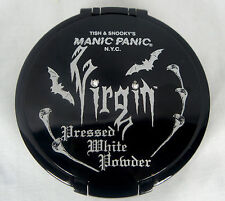 MANIC PANIC Virgin Pressed PURE WHITE Powder Goth Vampire Rock NEW