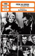 FICHE CINEMA : PIEGE AU GRISBI - Ford,Sommer,Hayworth 1966 The Money Trap