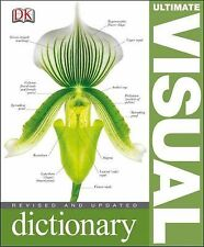Ultimate Visual Dictionary, DK, Good Condition, Book