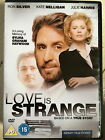 Ron Silver Kate Nelligan LIVE IS STRANGE ~ 1998 True Life Drama | DVD