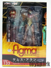 Max Factory Figma #133 Metroid Other M SAMUS ARAN action figure nintendo wii 3ds
