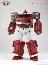 NEW TFC Toys Transformers Old Time Series OS-01 Ironwill Ironhide Figure Stock