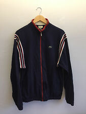 Beautiful cotton Lacoste tracksuit/warmup size L