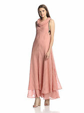 NICK BY NICHOLAS K BLAIR PINK MAXI DRESS SZ LARGE (SZ 10) (NWT)