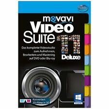 movavi Video Suite 11 deluxe