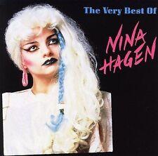 NEW Nina Hagen - Very Best Of Nina Hagen (CD), Nina Hagen, Acceptable
