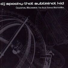 DJ SPOOKY - Celestial Mechanix: Blue Series Mastermix (2 CD Set, 2004, Thirsty)