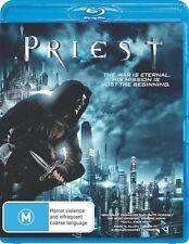 Priest (Blu-ray, 2011)**Like New**Paul bethany**