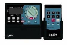 ORBIT Electrical Irrigation Timer, 6 Zone, 99 Min, Wall Mount 57096