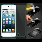 1X Tempered Glass Screen Film Protector For iPod Touch 5 5G 5th Generation LDQ