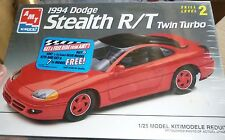 AMT 1994 DODGE STEALTH R/T TWIN TURBO 1/25 Model Car Mountain KIT FS