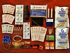 Outdoor Camping Hiking Tactical Kit First Aid Pack Molle Pouch Wilderness Suture