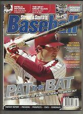 2004  Street & Smith's Baseball Yearbook Magazine----Pat Burrell