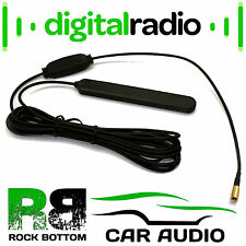 Pioneer AVIC-F70DAB Car Radio Stereo Glass Mount Amplified DAB Aerial Antenna