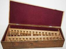 Vintage Pipe Xylophone with Carrying Case - FREE Postage [PL1051]