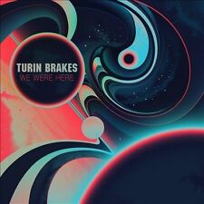 Turin Brakes - We Were Here (CD, Oct-2013, Red River Ent) - Folk, Indie Rock